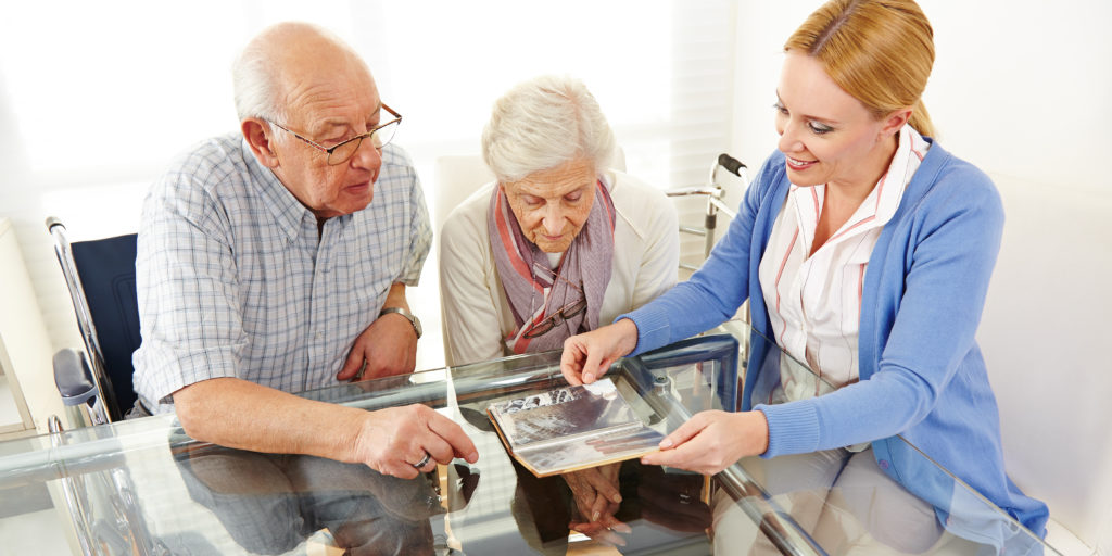 Caregivers in Woolwich Township NJ: What Are Some Excellent Ways to Put More Family Photos Around for Your Elderly Loved One?