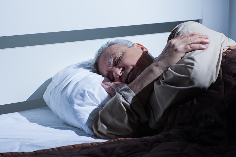 Elderly Care in Woolwich Township NJ: Is Your Elderly Loved One Sleeping Poorly?
