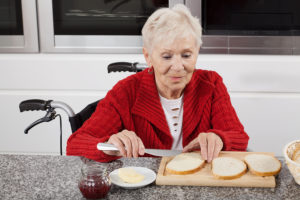 Elder Care in Woolwich Township NJ: How Can You Determine if Your Senior Is Eating Enough?