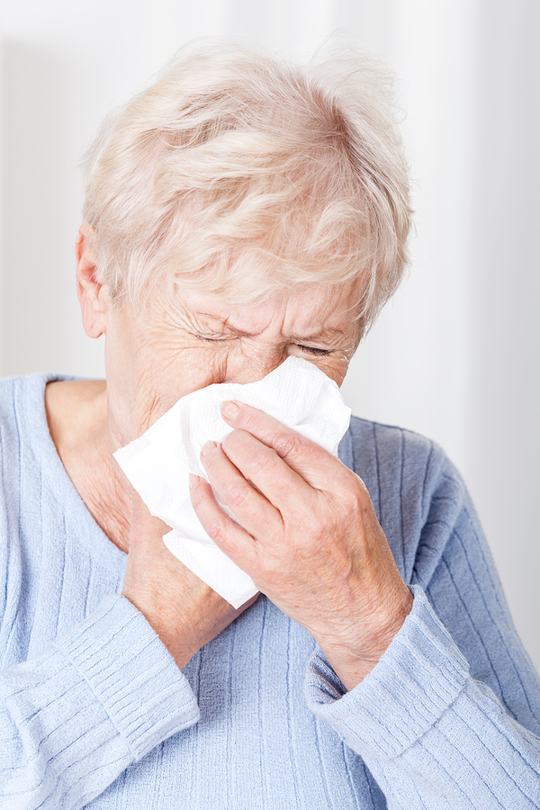 Home Care in Cherry Hill NJ: Does Your Aging Relative Suffer From Seasonal Allergies?