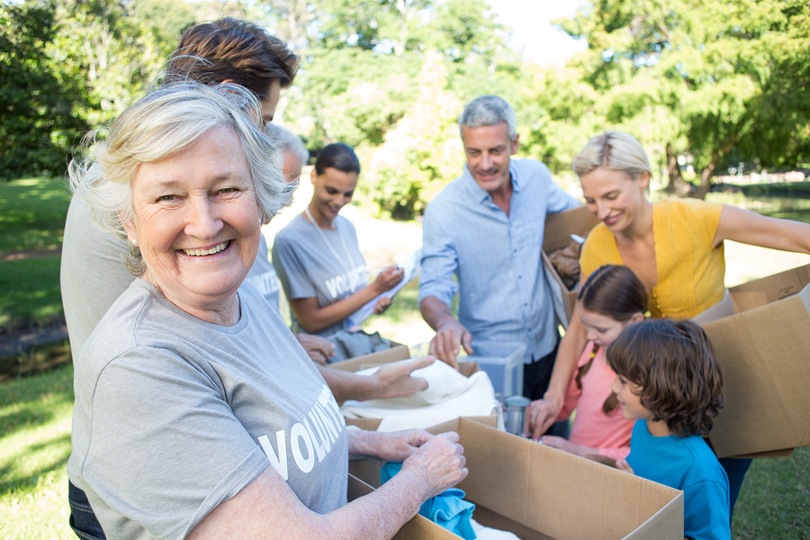 Caregivers in Turnersville NJ: 5 Volunteer Opportunities for Older Adults