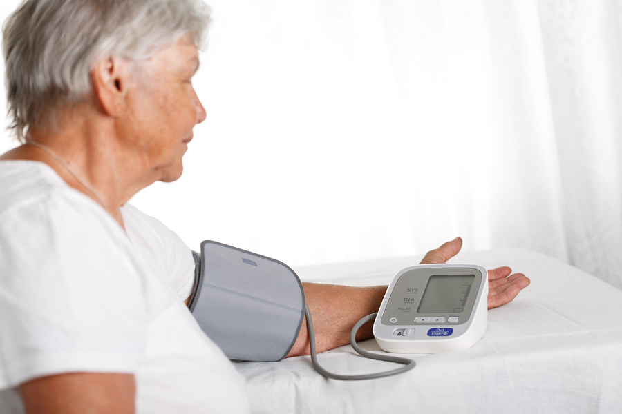 Elder Care Woolwich Township NJ: Does the Temperature of the Environment Affect Blood Pressure?